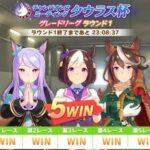 【動画】【ウマ娘】Uma Musume – Championship Meeting Taurus Cup (Round 1, Day 2) (4 Attempts, 20 Races)